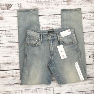 Uniqlo Slim Fit Straight Jeans sz 28